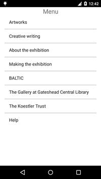 Koestler Trust apk screenshot