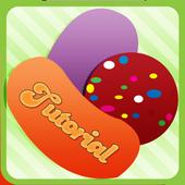 Free Candy Crush Saga Tutorial icon