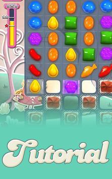 Free Candy Crush Saga Tutorial apk screenshot