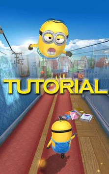 Free Despicable Me Tutorial poster