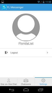FL Messenger apk screenshot