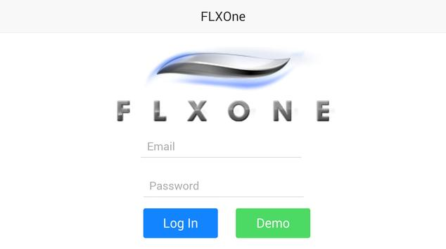 FlxOne Real-Time Dashboard apk screenshot