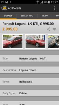 Ulster Motors apk screenshot