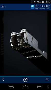 PTF | makes precision visible apk screenshot