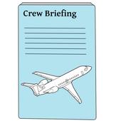 CrewBriefing icon