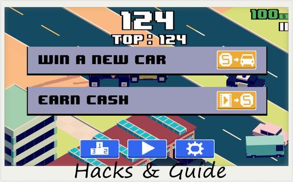 Hacks Smashy Road for Wanted apk screenshot