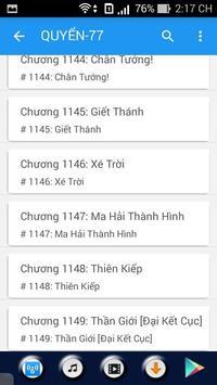 Kiếm Động Cửu Thiên Full apk screenshot