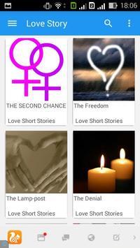 Love Short Stories poster