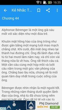 Truyện Tiểu Thuyết apk screenshot