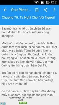 Truyện Xuyên Không apk screenshot