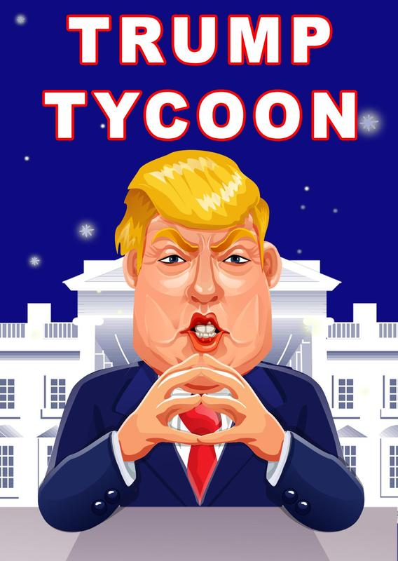 TRUMP TYCOON: Donald's Clicker APK Download - Free Simulation GAME ...