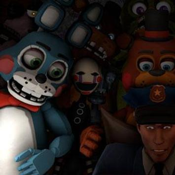 Guide Five Nights at Freddy 2 poster