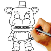 How To Draw Five Nights icon