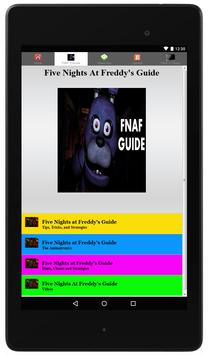 Guide For FNAF apk screenshot