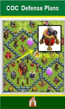 COC War Plans apk screenshot
