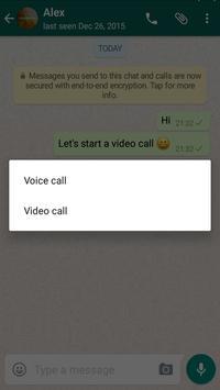 Enable WhatsApp Video Calls apk screenshot
