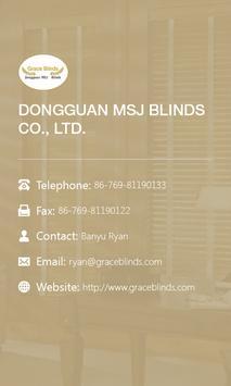 MSJ Blinds Shutters apk screenshot
