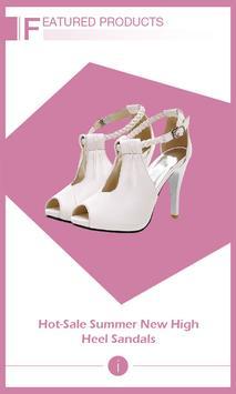 Second Promotional Slippers apk screenshot