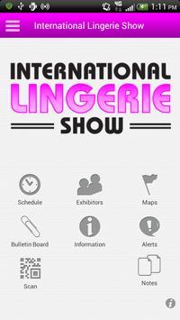 International Lingerie Show poster