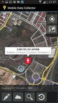 Mobile Data Collector (DEMO) poster