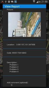 Mobile Data Collector (DEMO) apk screenshot