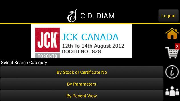CDDIAM apk screenshot