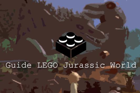 Guide LEGO Jurassic World poster