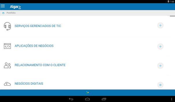 Algar Tech apk screenshot