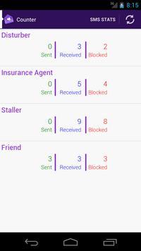 SMS Texter Free apk screenshot