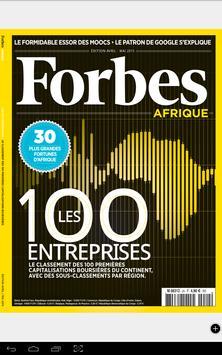 Forbes AFRIQUE apk screenshot