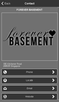 Forever Basement apk screenshot