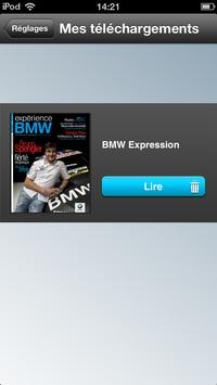 Experience BMW Canbec apk screenshot