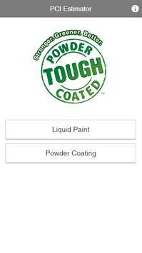 Liquid-Powder Cost Estimator poster