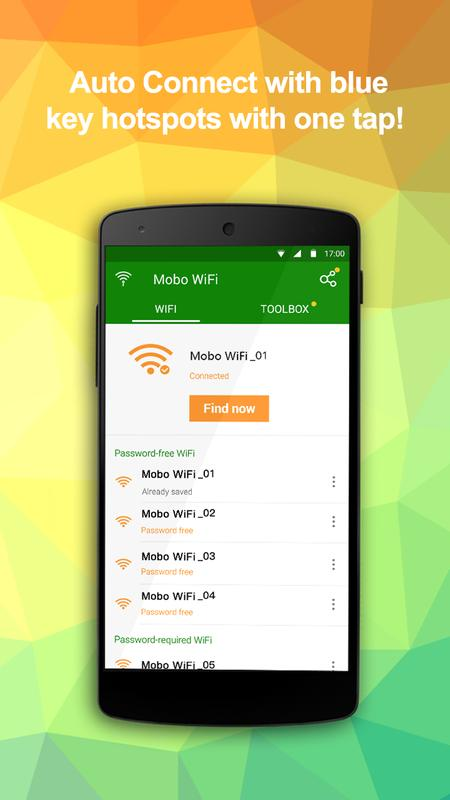 Mobo WiFi - Mobile Hotspot APK Download - Free Travel ...