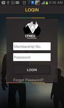 CFMEU M&E QLD apk screenshot