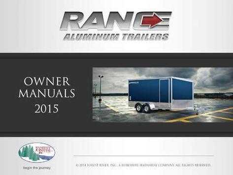 Rance Aluminum Trailer Kit apk screenshot