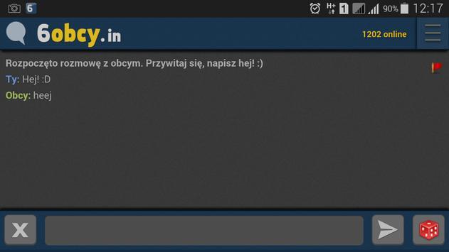 6obcy - Beta apk screenshot