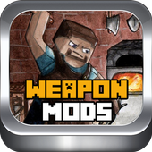 Weapons Mod For MCPE icon