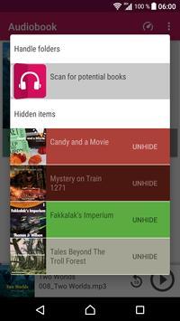 Audiobook Player apk screenshot