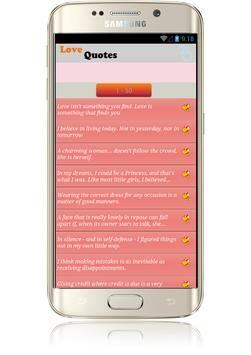 Love Quotes pro 2016 apk screenshot
