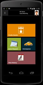 ONtime Employee Manager apk screenshot