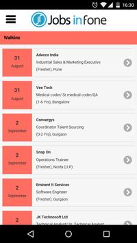 JobsinFone - Job Search App apk screenshot