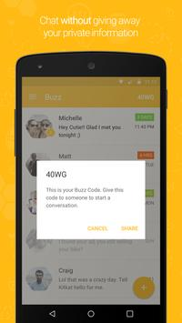 Buzz - Chat Safely apk screenshot