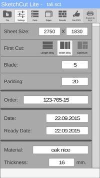 SketchCut Lite - Fast Cutting apk screenshot