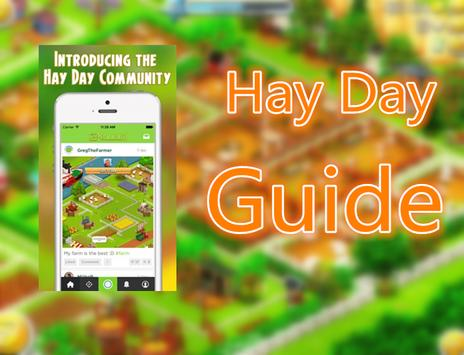 New Guide For Hay Day poster