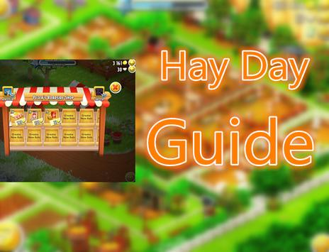 New Guide For Hay Day apk screenshot