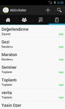 SOrder apk screenshot