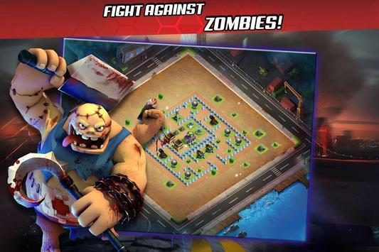 Last Heroes: Battle of Zombies apk screenshot