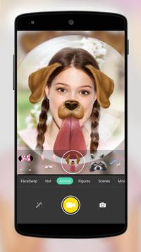 Face Camera-Snappy Photo poster
