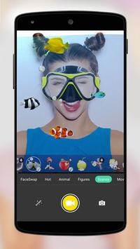 Face Camera-Snappy Photo apk screenshot